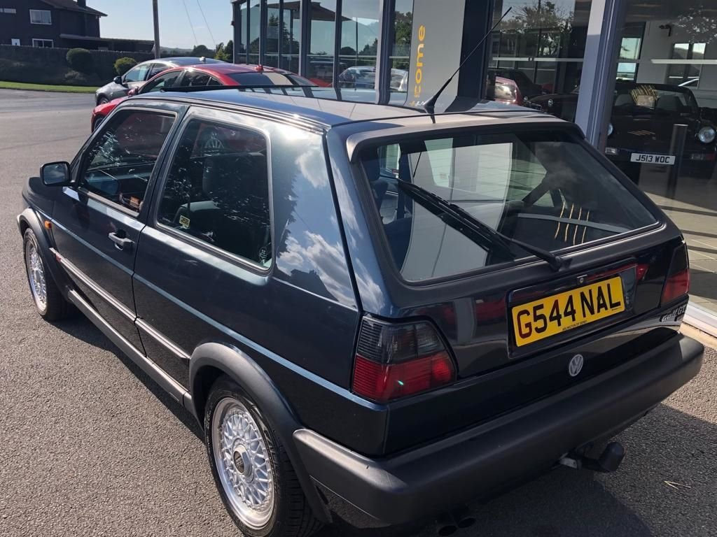 1990 GOLF GTI 16V For Sale (picture 4 of 4)