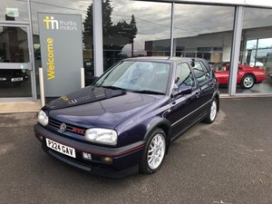 1996 VW GOLF GTI ANNIVERSARY For Sale