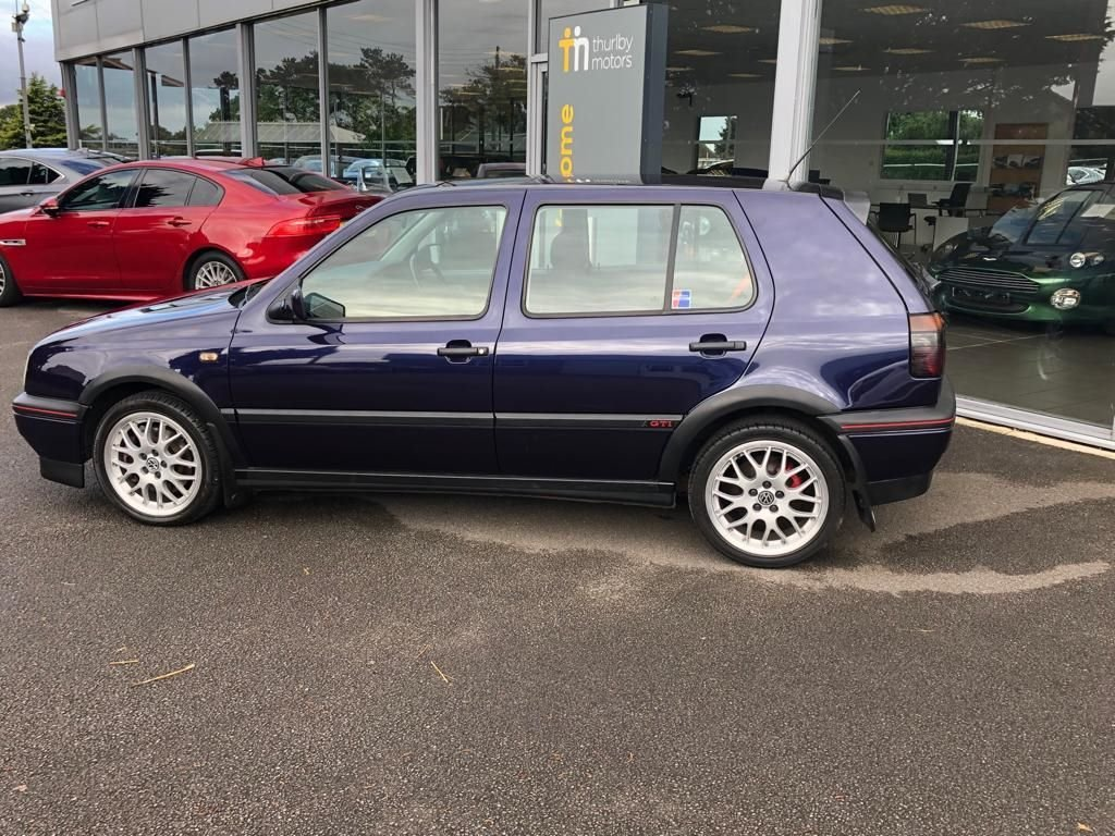 1996 VW GOLF GTI ANNIVERSARY For Sale (picture 2 of 3)