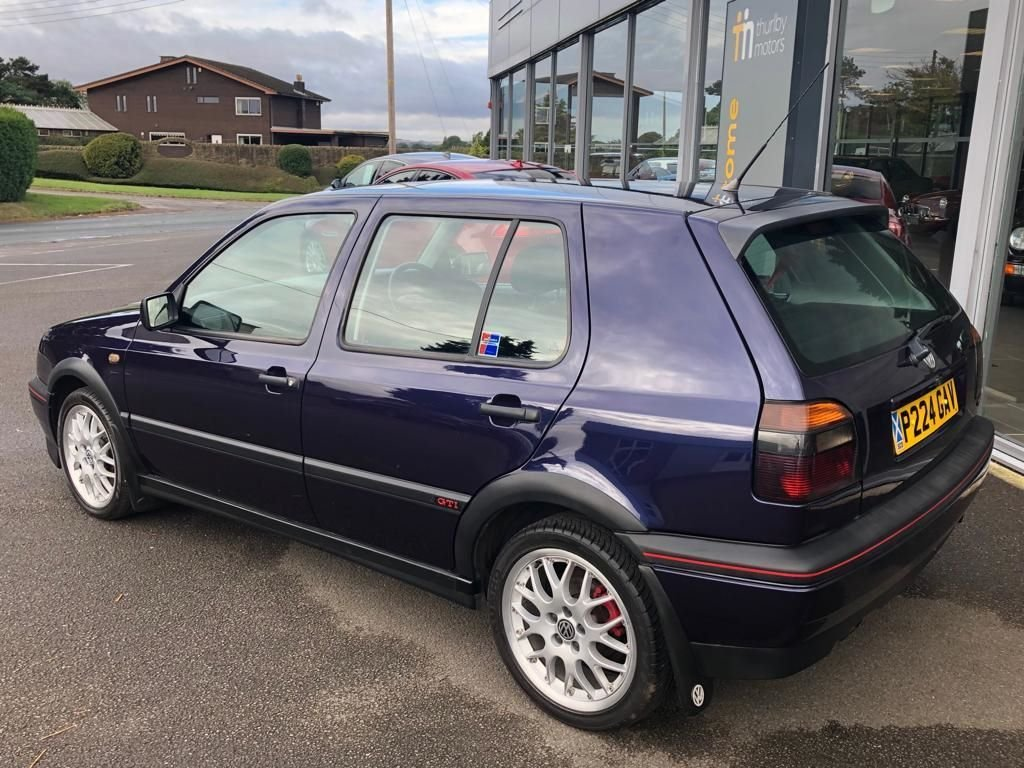 1996 VW GOLF GTI ANNIVERSARY For Sale (picture 3 of 3)