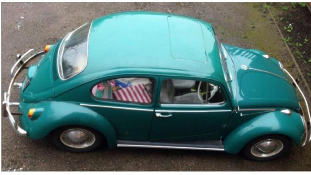 1965 VW Beetle - T1 Sloper - Steel Sun Roof For Sale (picture 6 of 6)
