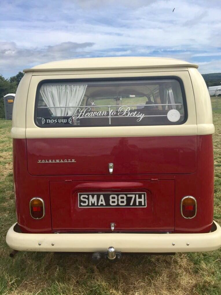 1969 T2 Devon Caravette Early Bay RHD  £10,950 For Sale (picture 2 of 6)