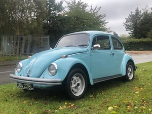 1972 Volkswagen Beetle 1600 For Sale