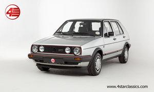 1985 VW Golf GTI Mk2 /// One Owner /// 74k Miles