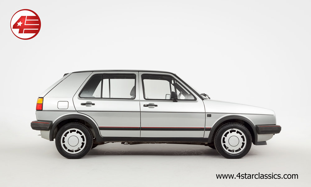 1985 VW Golf GTI Mk2 /// One Owner /// 74k Miles For Sale (picture 2 of 6)