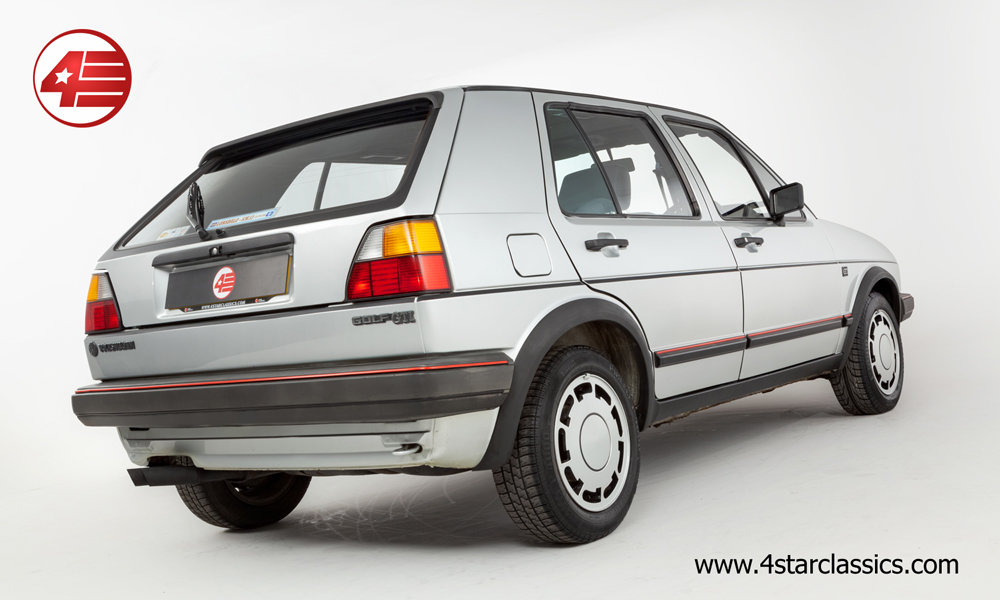 1985 VW Golf GTI Mk2 /// One Owner /// 74k Miles For Sale (picture 3 of 6)