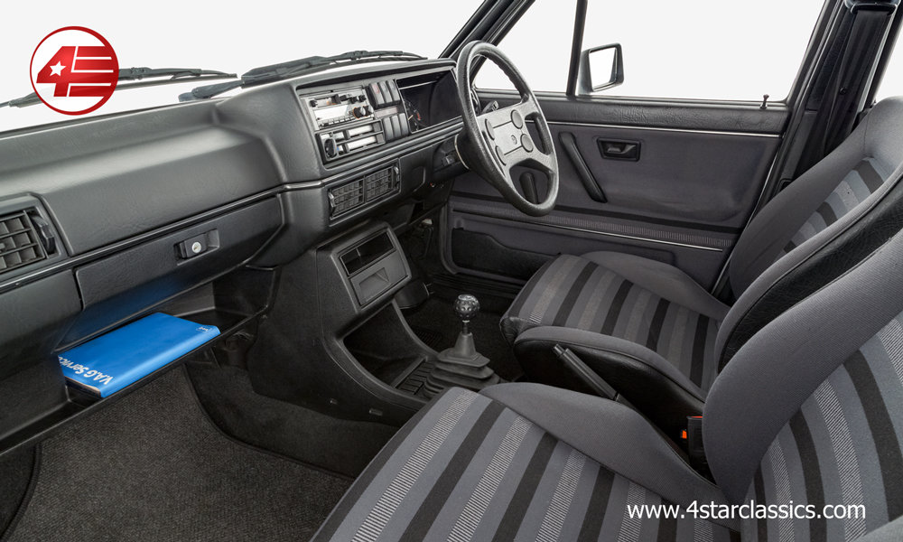 1985 VW Golf GTI Mk2 /// One Owner /// 74k Miles For Sale (picture 4 of 6)