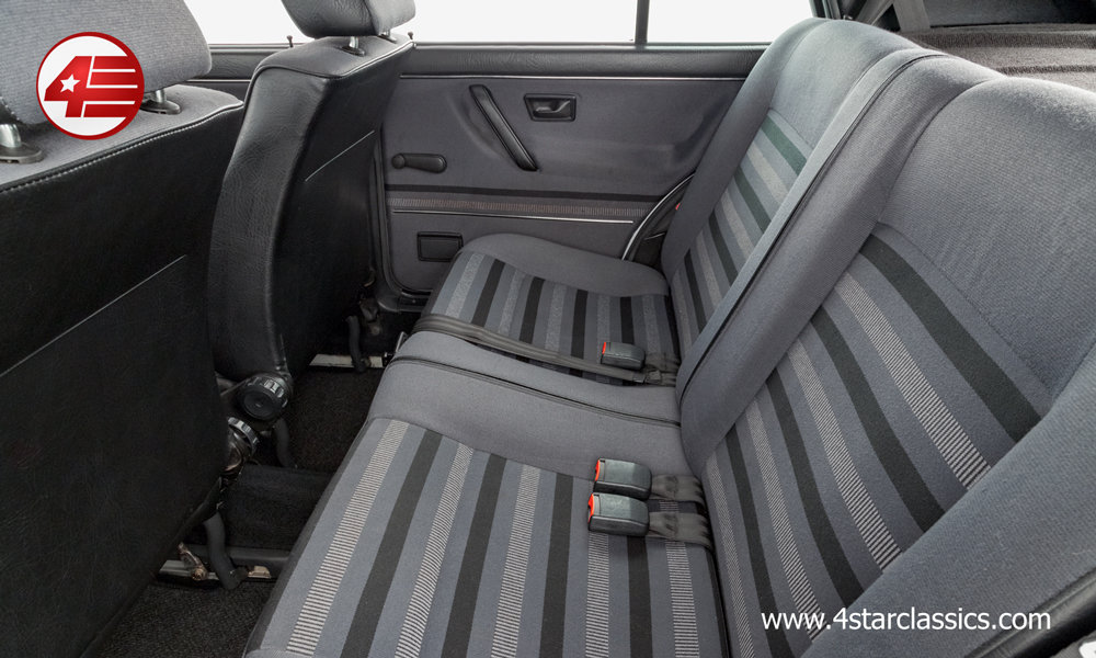 1985 VW Golf GTI Mk2 /// One Owner /// 74k Miles For Sale (picture 6 of 6)