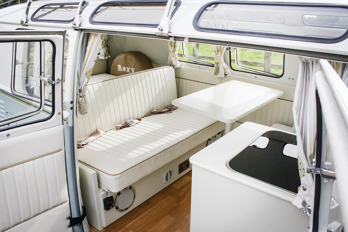 1966 Volkswagen 19-Window Barn-Door Camper For Sale (picture 5 of 6)