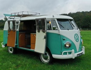 1960 Volkswagen Westfalia SO23, T1 Camper