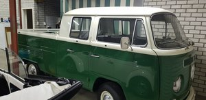 1970 Volkswagen T2 Pick Up Double Cabin VW 26-16
