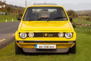 1982 Volkswagen Golf MK1 GTI Custom 130 BHP For Sale