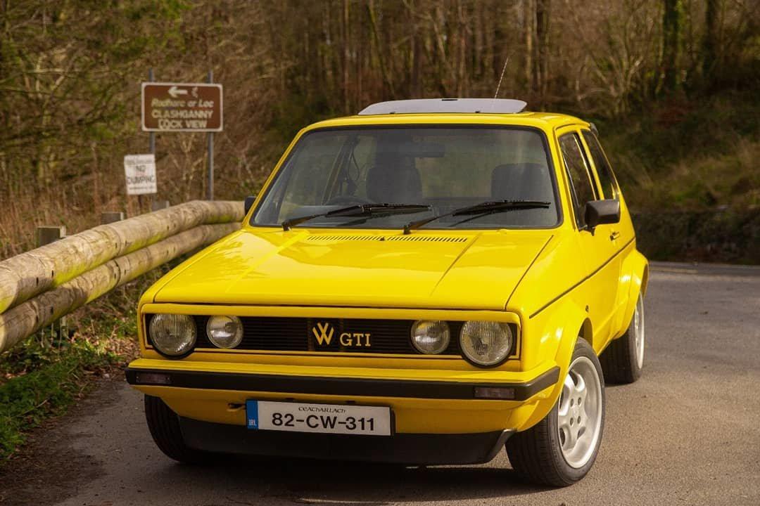 1982 Volkswagen Golf MK1 GTI Custom 130 BHP For Sale (picture 4 of 6)