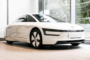2015 Volkswagen XL1