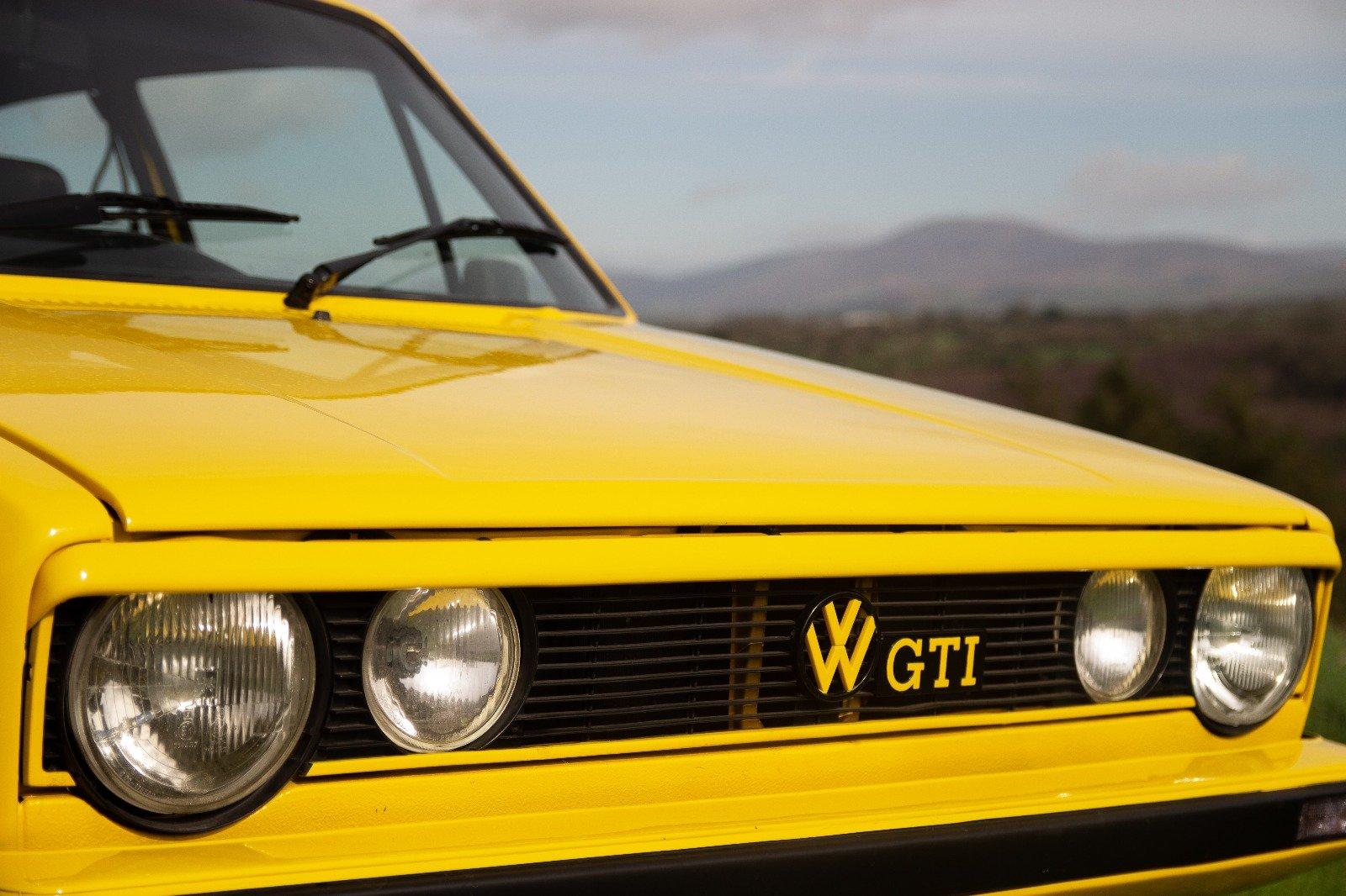1982 Volkswagen Golf MK1 GTI Custom 130 BHP For Sale (picture 5 of 6)