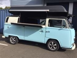 1976 T2 Camper - Barons Saturday 26th October 2019