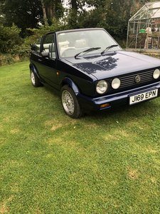 1991 Golf Cabriolet Original MK1 clipper