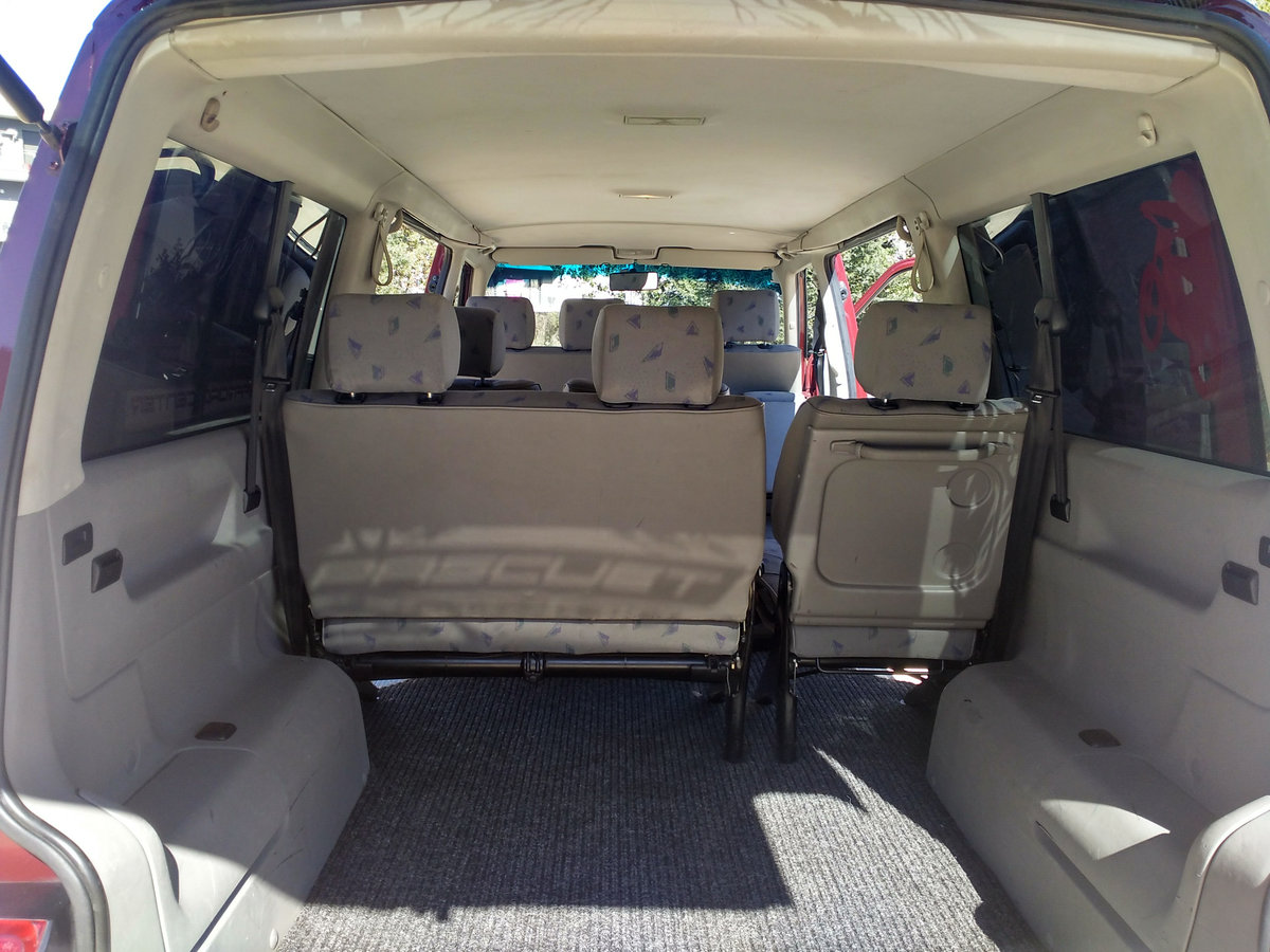 Volkswagen - Transporter Caravelle VR6 - 1997 For Sale (picture 5 of 6)