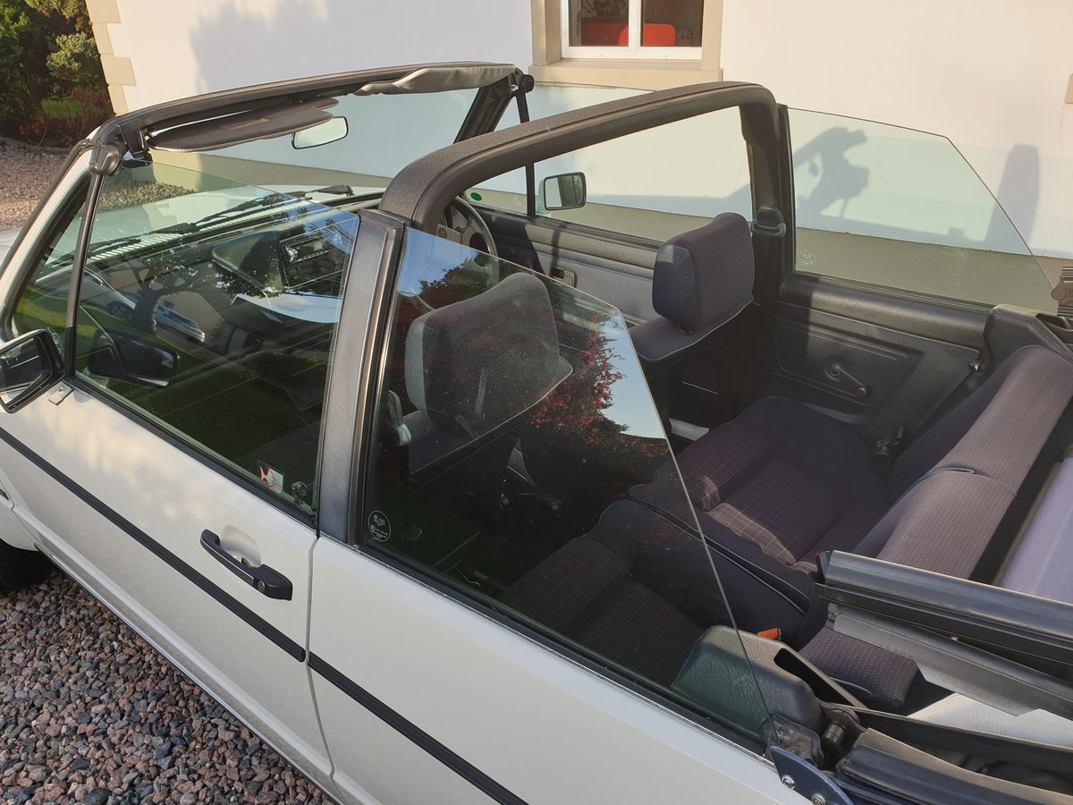 1988 VW Golf GTI Cabriolet  For Sale (picture 3 of 6)