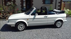 1988 VW Golf GTI Cabriolet  For Sale
