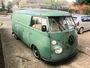 1965 LHD Split Screen VW Converted Van For Sale