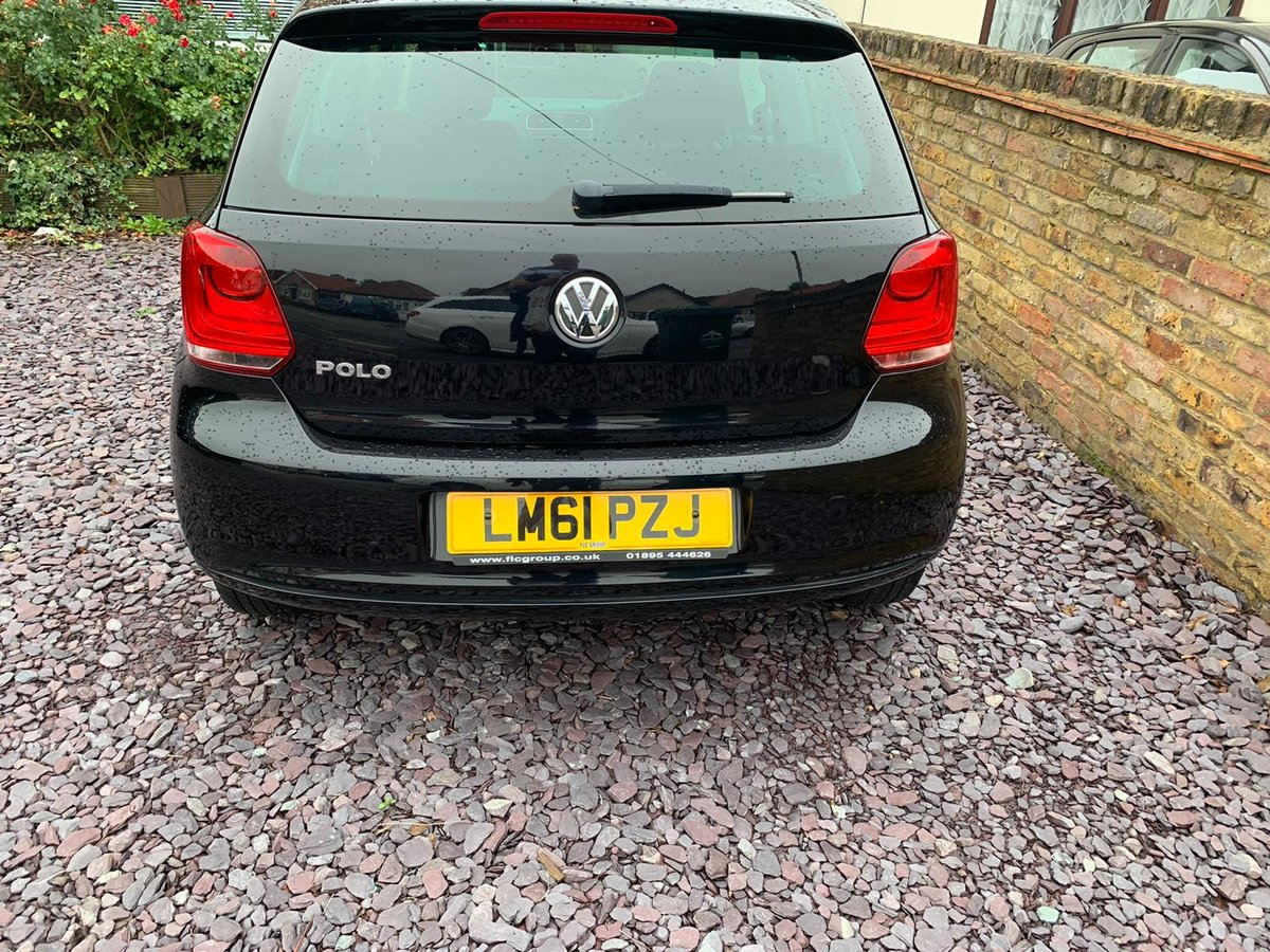2011 VW Polo Match 1.2 Lovely  For Sale (picture 3 of 3)