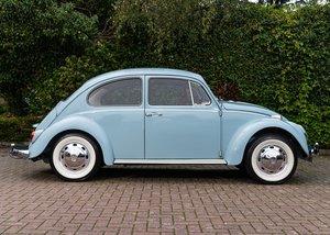 1967 Volkswagen Beetle (1500cc)