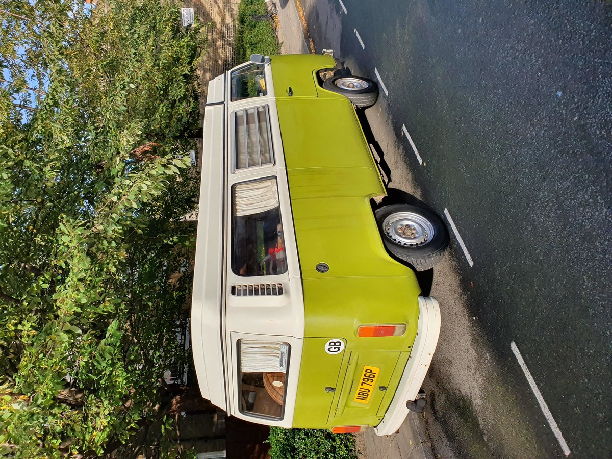 1976 VW T2 ORIGINAL WESTFALIA - BRAND NEW ENGINE For Sale (picture 3 of 6)