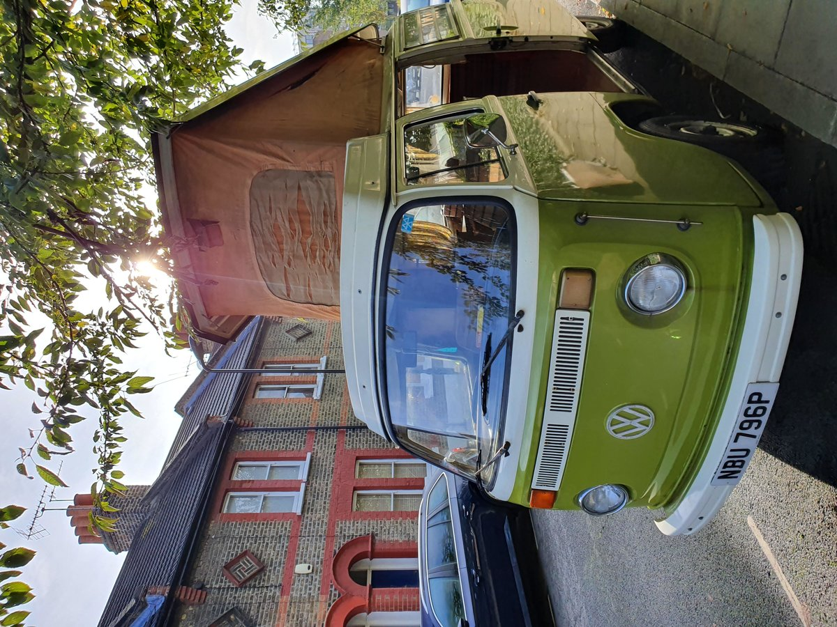 1976 VW T2 ORIGINAL WESTFALIA - BRAND NEW ENGINE For Sale (picture 4 of 6)
