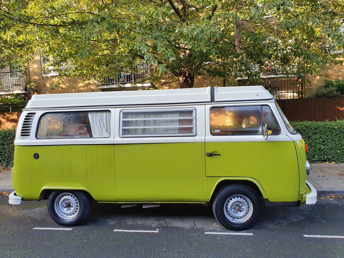 1976 VW T2 ORIGINAL WESTFALIA - BRAND NEW ENGINE For Sale (picture 6 of 6)