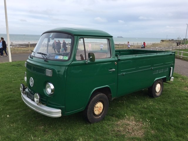1972 VW Bay Window Pick Up - Type 2 SOLD (picture 1 of 6)