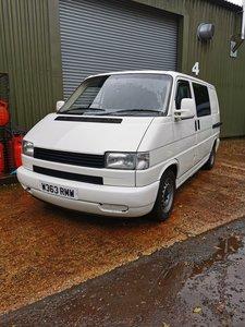 2000 VW transporter T4 1.9td