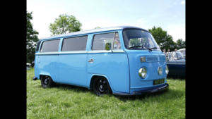 1972 VW Camper - Beautifulr-ready to drive anywhere!