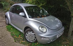 2000 VW Beetle 2.0 petrol For Sale