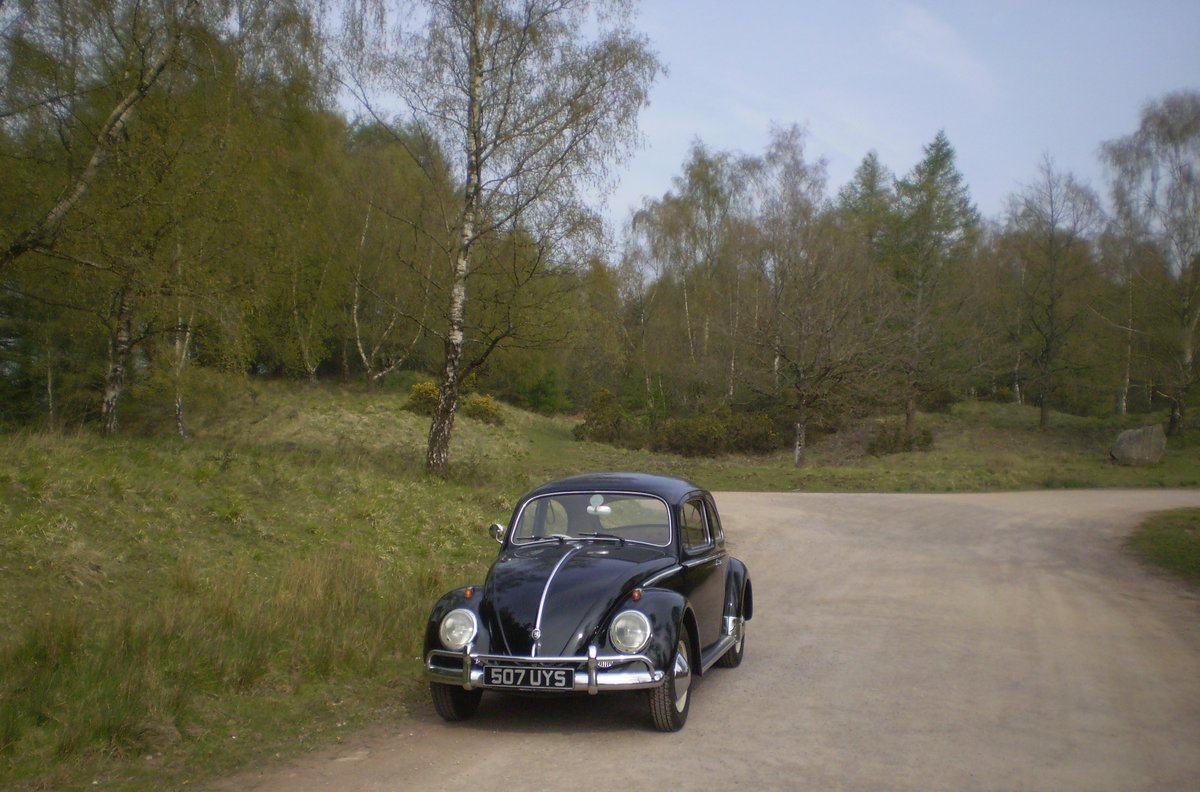 1961 VW Beetle UK RHD For Sale (picture 4 of 6)