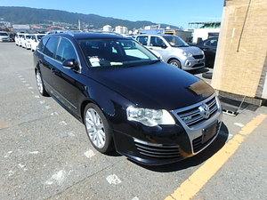 2009  09 Volkswagen Passat R36 Estate 3.6 V6 4Motion DSG