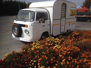 1974 vw t2 /Camper /Autovilla RHD