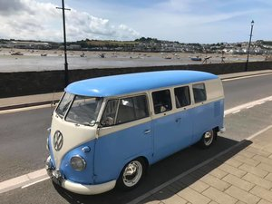 1963 VW microbus - RHD, German built.