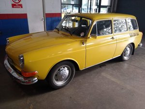 1972 Volkswagen Variant (Squareback) Type 3 1600 for auction SOLD by Auction