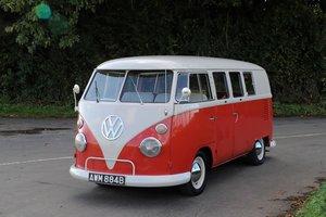 1964 VW Split Screen Camper Van. Factory German Built & RHD