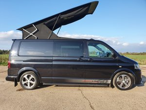 2015 VW-T5-Transporter-Sportline-60th-edition campervan - FSH
