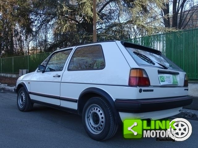 1985 Volkswagen Golf 1800 3 Porte GTI For Sale (picture 4 of 6)