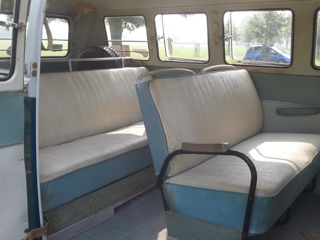 VW 13 Window Deluxe 1966. W/T. Original Survivor. For Sale (picture 4 of 6)