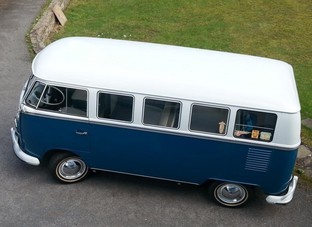 VW 13 Window Deluxe 1966. W/T. Original Survivor. For Sale (picture 6 of 6)