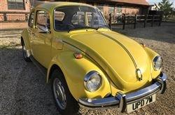 1973 1303 S Super Beetle - Barons Sandown Pk Sat 26th Oct 2019