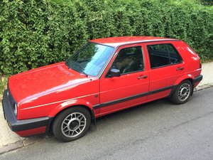 1989 VW Golf MK2 an original 30 years old car