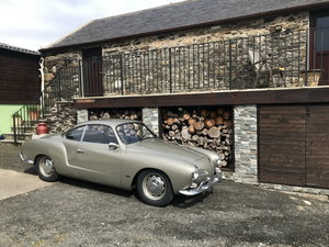 1966 VW Karmann Ghia Coupe (RHD conversion) RARE  For Sale