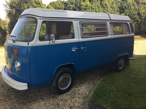 1972 Westfalia -owned the last 19 years! Genuine  For Sale