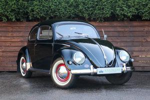 1956 Oval Window 1200 Beetle
