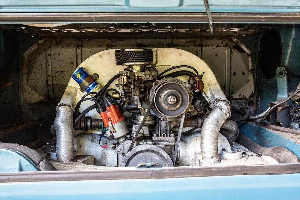 1979 VW T2 Bay Window with new engine & MOT Beautiful  For Sale (picture 5 of 5)